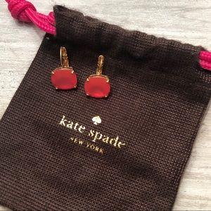 Kate Spade Earrings with Dust Bag